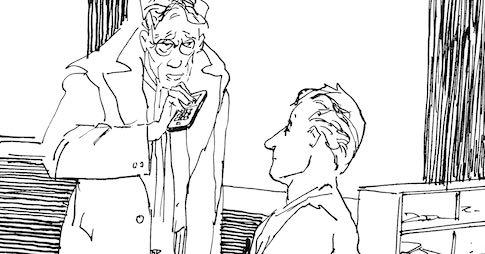 Vader en zoon neuken de schoonmaakster - 2 5